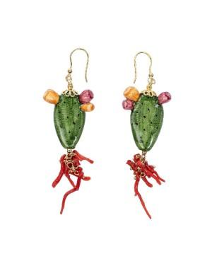 Earrings CR 151 TI j - 1 - Orecchini
