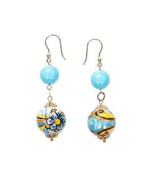 Earrings  CR 443.1 IO - 1 - Orecchini