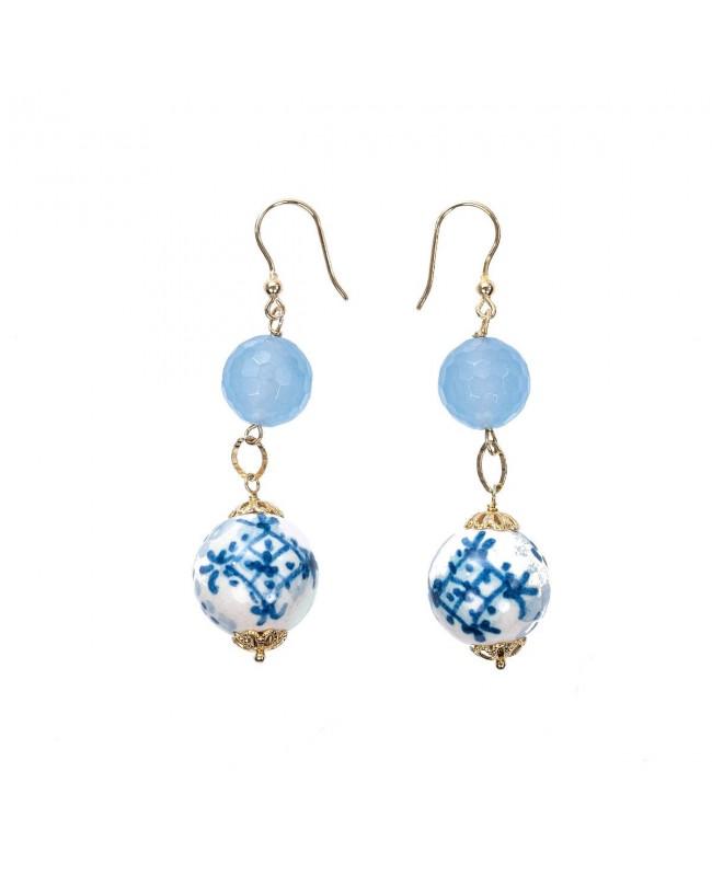 Earrings CR 758 IT - 1 - Orecchini