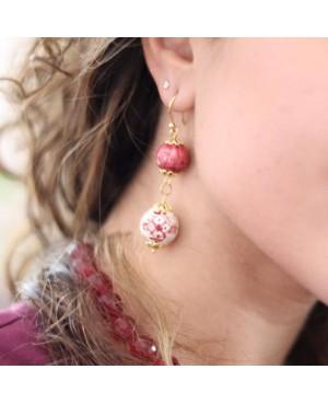Earrings CR 838 IL - 2 - Orecchini
