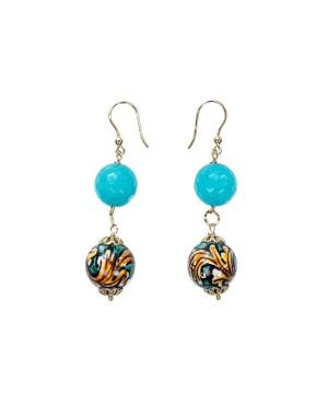 Earrings CR A 92 IT - 1 - Orecchini