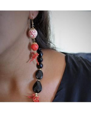 Earrings CR A 101 TU - 2 - Orecchini