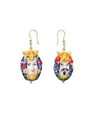 Earrings CR OR 64.1 OE - 1 - Orecchini