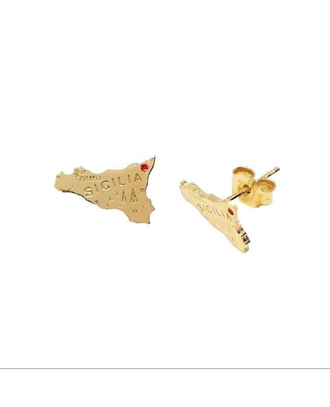 Orecchini Sicilia Picc IMOR61D - 1 - Orecchini