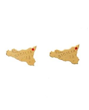Earrings Sicilia Picc IMOR61D - 2 - Orecchini