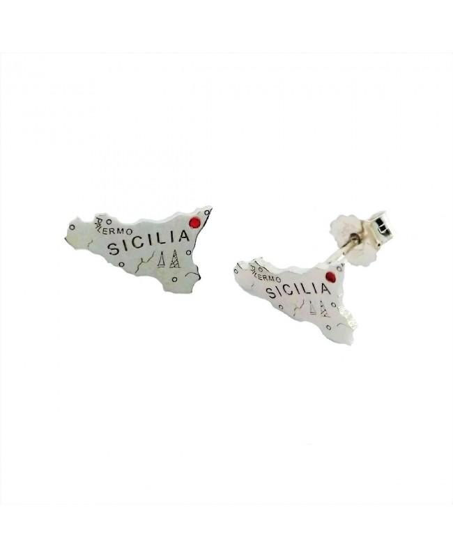 Orecchini Sicilia Picc IMOR61R - 1 - Orecchini