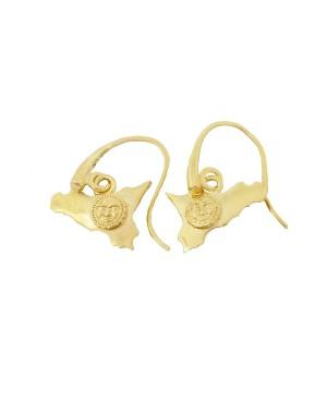 Earrings Sicilia Sole IMOR112D - 1 - Orecchini