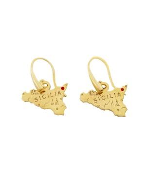Earrings Sicilia IMOR49D - 1 - Orecchini