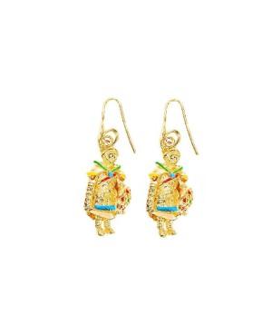 Earrings Pupi 8583D - 1 - Orecchini