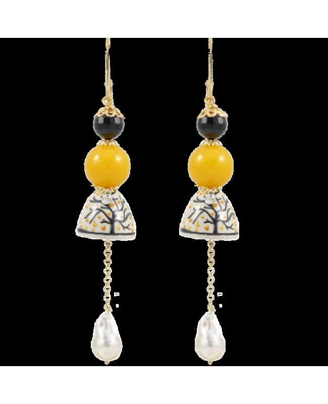 Earrings AKP11O - 1 - Orecchini