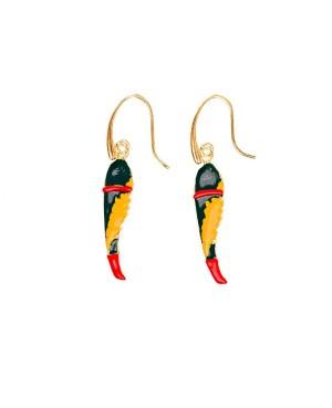 Earrings 1 Mazze IMOR54D - 1 - Orecchini