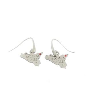 Earrings Sicilia IMOR49R - 1 - Orecchini