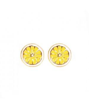 Orecchini Limone IMOR115LI - 1 - Orecchini