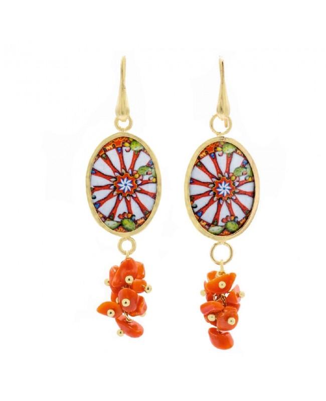 Earrings OO18RC04 - 1 - Orecchini
