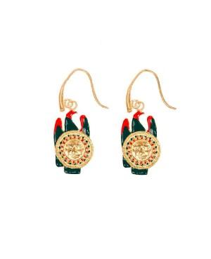 Earrings Asso Oro IMOR56D - 1 - Orecchini