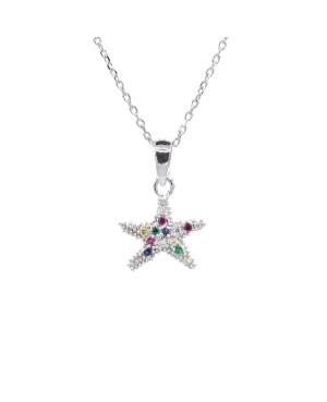 Necklace Stella Zirc Pic Multicolor IMPD103R - 1 - Collane