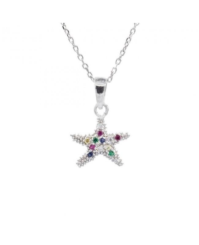 Necklace Stella Zirc Gr Multicolor IMPD107R - 1 - Collane
