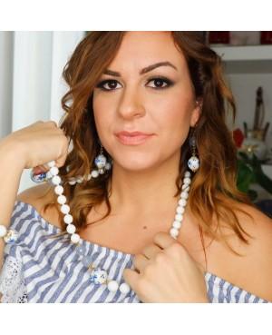Earrings CR 758 IT - 2 - Orecchini