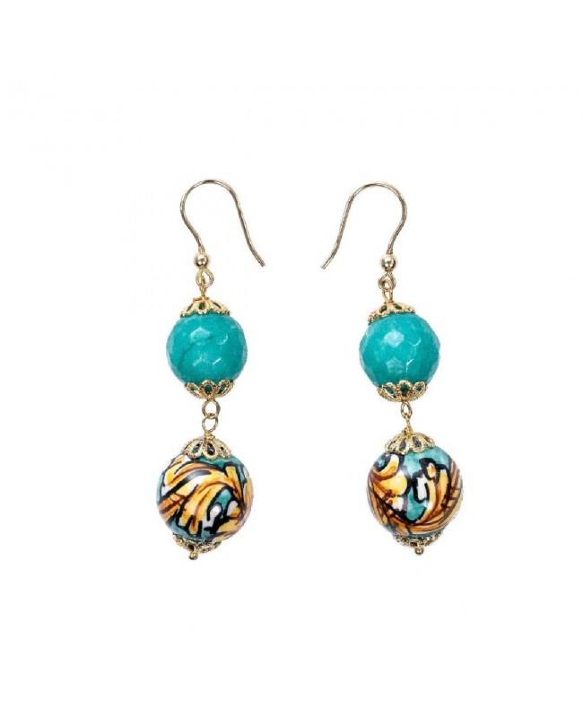 Earrings CR 763 IT - 3 - Orecchini