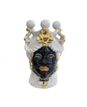 Vaso Testa di Moro HKFOROH20M - 1 - Ceramica