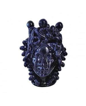 Vase Testa di Moro HKFNEROH20P - 1 - Ceramic