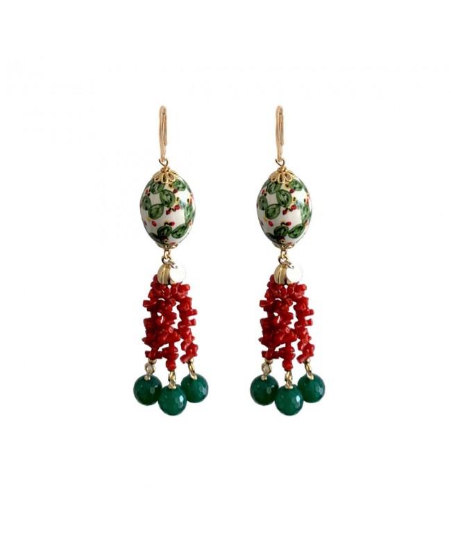Earrings OVO AKOVO1O - 1 - Orecchini