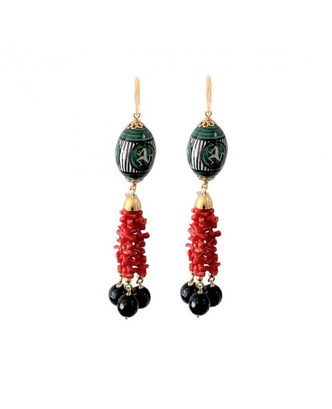 Earrings OVO AKOVO2O - 1 - Orecchini