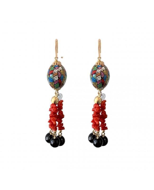 Earrings OVO AKOVO5O - 1 - Orecchini