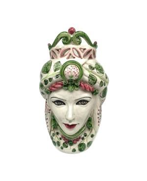 Vaso Testa Di Moro B20 - 1 - Ceramica