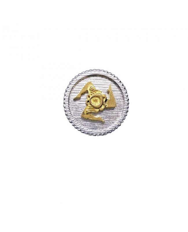 Ring Tondo Trinacria IMAN09RD - 1 - Rings
