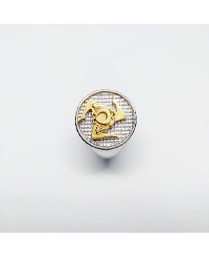 Ring Tondo Trinacria IMAN09RD - 3 - Rings