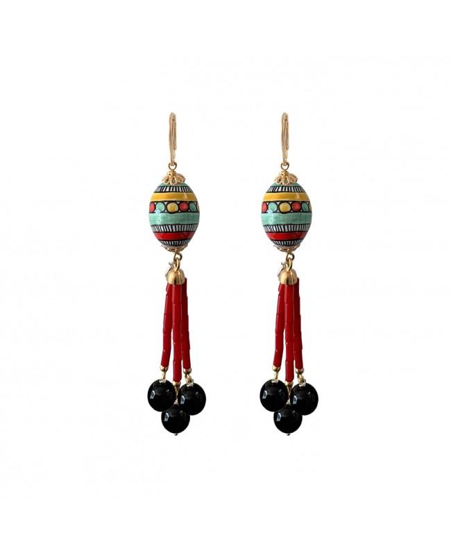 Earrings OVO AKOVO8O - 1 - Orecchini