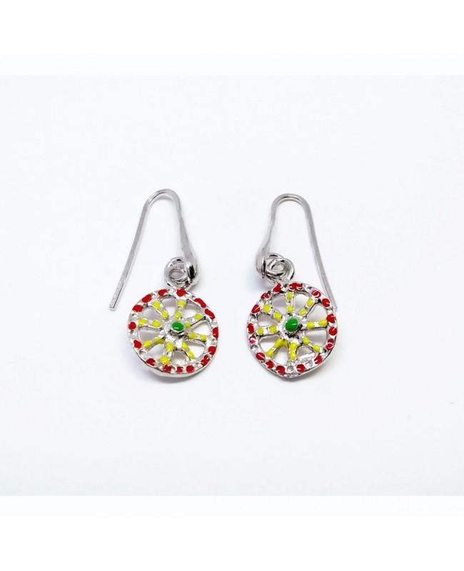 Earrings Ruota 1875R B - 1 - Orecchini