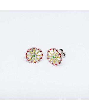 Earrings Ruota 1875R BP - 1 - Orecchini