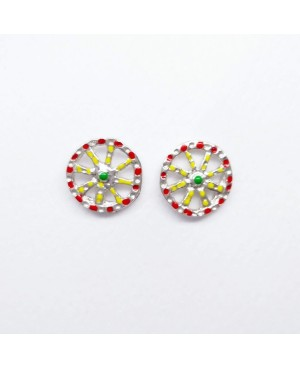 Earrings Ruota 1875R BP - 2 - Orecchini
