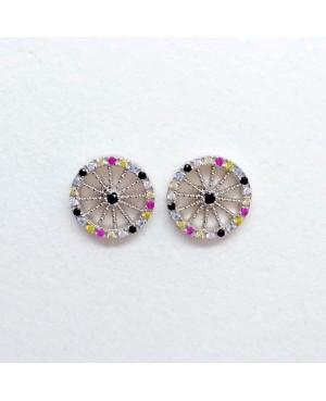 Earrings Ruota Zirc IMOR30R - 2 - Orecchini