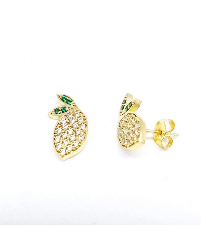 Earrings Limone Zirc IMOR40D - 1 - Orecchini