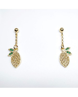 Earrings Limone Zirc IMOR18D P - 1 - Orecchini