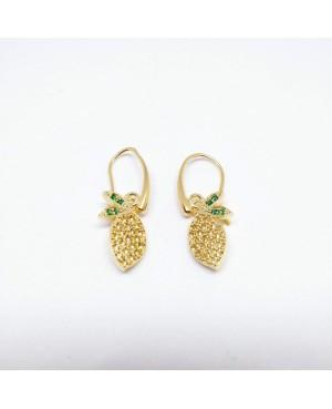 Earrings Limone Zirc IMOR18D - 1 - Orecchini